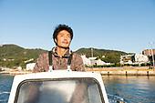 Soma Seaweed Farmer Japan