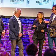 "NLD/Amsterdam/20170413 - boekpresentatie ""Buurman, wat doet u nu"", Dick Maas, Tatjana Simic en Huub Stapel"