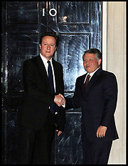 The PM meets The King of Jordan