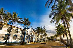 A Base Aérea de Santos - BAST È uma base da Força Aérea Brasileira localizada no distrito de Vicente de Carvalho, município do Guarujá, litoral do estado de São Paulo. FOTO: Jefferson Bernardes/ Preview.com