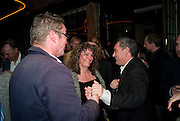 FERGUS HENDERSON; ANYA GALLACIO; FERRAN ADRIA. The Launch of Food for thought, Thought for Food, The Creative Universe of El Bulli's Ferran Adria. Edited by Richard Hamilton and Vincente Todoli. The double Club, 7 Torrens st. London EC1. 22 June 2009