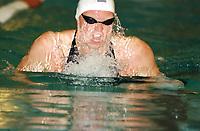 NM svømming senior/05032004/ Grottebadet i Harstad/ Lars Erik Dæhli Hamar IL/200m bryst herrer FINALE<br /> FOTO: KAJA BAARDSEN/DIGITALSPORT