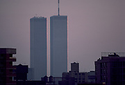 World Trade Center Twin, New York City, New York, USA, July 1982