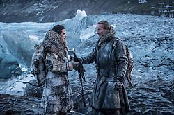 September 1, 2017 - Kit Harington, Iain Glen..'Game Of Thrones' (Season 7) TV Series - 2017 (Credit Image: © Hbo/Entertainment Pictures via ZUMA Press)