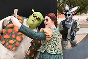 ASU Music Theatre and Opera publicity for Shrek