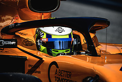 February 28, 2019 - Barcelona, Catalonia, Spain - LANDO NORRIS (GBR) from team McLaren takes to the track in his in his MCL34 during day seven of the Formula One winter testing at Circuit de Catalunya (Credit Image: © Matthias OesterleZUMA Wire)