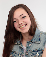 Ariana - Image from her headshot session
