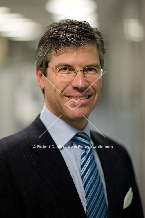 Robert A. Pruzan of Centerview, a new investment bank in New york City . Feb. 11, 2008.
