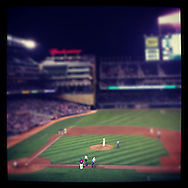 An Instagram of Minnesota Twins manager Ron Gardenhire getting ejected at Target Field in Minneapolis, Minnesota.
