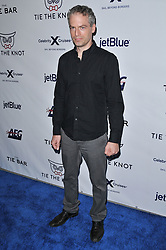 Justin Kirk arrives at Jessie Tyler Ferguson's 'Tie The Knot' 5 Year Anniversary celebration held at NeueHouse Hollywood in Los Angeles, CA on Thursday, October 12, 2017. (Photo By Sthanlee B. Mirador/Sipa USA)