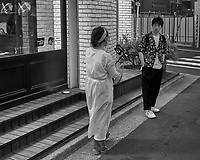 Evening walkabout in and around Shibuya in Tokyo. Image taken with a Leica CL camera and 23 mm f/2 lens.