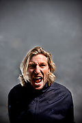 Robbie Savage Portrait
