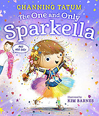 """May 04, 2021 - WORLDWIDE: Channing Tatum """"The One and Only Sparkella"""" Book Release"""