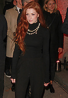 Nicola Roberts, The Veuve Clicquot Widow Series - Launch Party, The College, London UK, 28 October 2015, Photo by Brett D. Cove