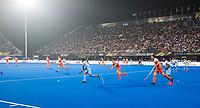 BHUBANESWAR (INDIA) - Vol Kalinka Stadion   tijdens kwartfinale tussen India en Nederland bij het WK Hockey heren. COPYRIGHT KOEN SUYK