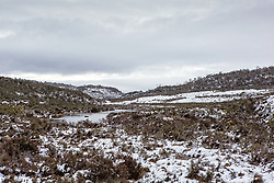 The Ouse River, Central Highlands, Tasmania