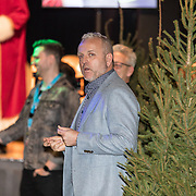 NLD/Amsterdam/20191206 - Sky Radio's Christmas Tree For Charity 2019, Gordon