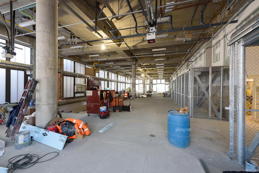 Boathouse at Canal Dock Phase II | State Project #92-570/92-674 Construction Progress Photo Documentation No. 19 on 8 February 2018. Image No. 15