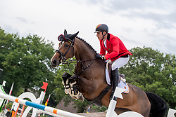 Philippaerts Thibault, BEL, Northern Comme Plot<br /> European Jumping Championship Children<br /> Zuidwolde 2019<br /> © Hippo Foto - Dirk Caremans<br /> Philippaerts Thibault, BEL, Northern Comme Plot