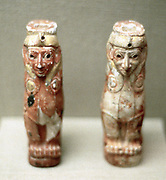Artefacts (Sphinx figures) from Turkey, 1800 BC