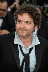 Matthieu Chedid attending the premiere of the film Les Filles du Soleil during the 71st Cannes Film Festival in Cannes, France on May 12, 2018. Photo by Julien Zannoni/APS-Medias/ABACAPRESS.COM