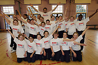 Photo: Rich Eaton.<br /> <br /> SPAR Sprint Masterclass in Birmingham. 18/01/2007. Martyn Rooney pictured at a Spar Masterclass in Birmingham