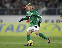 Fotball<br /> Bundesliga Tyskland 2004/2005<br /> Foto: Witters/Digitalsport<br /> NORWAY ONLY<br /> <br /> Oscar Ahumada<br /> Fussballspieler VfL Wolfsburg