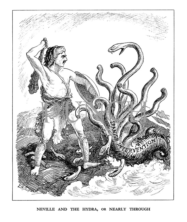 Neville and the Hydra, or Nearly Through