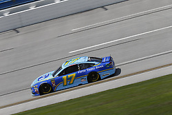 April 27, 2018 - Talladega, Alabama, United States of America - Ricky Stenhouse, Jr (17) takes to the track to practice for the GEICO 500 at Talladega Superspeedway in Talladega, Alabama. (Credit Image: © Justin R. Noe Asp Inc/ASP via ZUMA Wire)