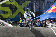 #11 (FIELDS Connor) USA at the UCI BMX Supercross World Cup in Papendal, Netherlands.