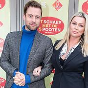 NLD/Amsterdam/20190414 - Premiere 't Schaep met de 5 Pooten, Jelle de Jong en Bridget Maasland