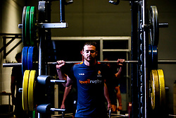 Oli Morris of Worcester Warriors during preseason training ahead of the 2019/20 Gallagher Premiership Rugby season - Mandatory by-line: Robbie Stephenson/JMP - 06/08/2019 - RUGBY - Sixways Stadium - Worcester, England - Worcester Warriors Preseason Training 2019