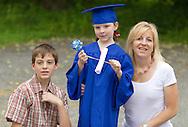 New Windsor, New York - Hudson Hills Academy held its Primary School graduation ceremony on Wednesday, June 11, 2014. The children completed a Montesorri program at the school