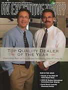 RV Executive Magazine Cover