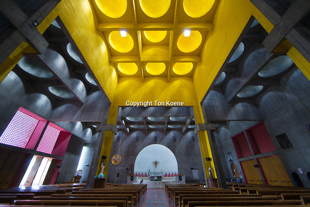 Managua's new cathedral