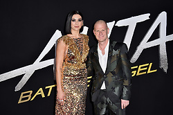 Dua Lipa, Tom Holkenborg attend the Premiere Of 20th Century Fox's 'Alita: Battle Angel' at Westwood Regency Theater on February 05, 2019 in Los Angeles, CA, USA. Photo by Lionel Hahn/ABACAPRESS.COM