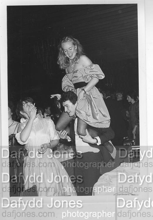 Blizzard Ball. London. 1986 *** Local Caption *** -DO NOT ARCHIVE-© Copyright Photograph by Dafydd Jones 66 Stockwell Park Rd. London SW9 0DA Tel 020 7733 0108 www.dafjones.com