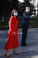 061820 Spanish Royals attends the launch of the 'Spain For Sure' campaign