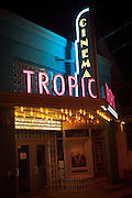 Tropic Cinema movie theatre in Key West, Florida
