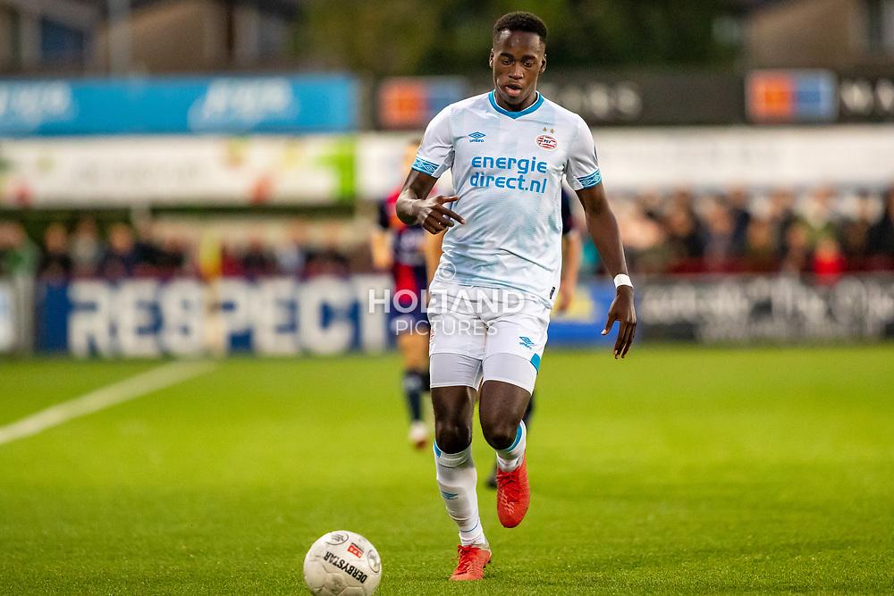 26-09-2018: Voetbal: Excelsior M v PSV: Maassluis<br /> 1e ronde (64) BV - Seizoen 2018-2019<br /> #33 Jordan Teze (PSV)
