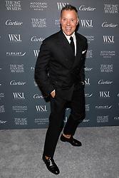 Stylist George Cortina attends the WSJ. Magazine 2017 Innovator Awards at MOMA in New York, NY, on November 1, 2017. (Photo by Anthony Behar/Sipa USA)