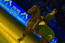 Wathelet Gregory (BEL) - Copin vd Broy<br /> Winner Studbook Zangersheide Price <br /> CSI-W Mechelen 2011<br /> © Dirk Caremans