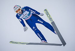 31.12.2018, Olympiaschanze, Garmisch Partenkirchen, GER, FIS Weltcup Skisprung, Vierschanzentournee, Garmisch Partenkirchen, Qualifikation, im Bild Killian Peier (SUI) // Killian Peier of Switzerland during the qualifying for the Four Hills Tournament of FIS Ski Jumping World Cup at the Olympiaschanze in Garmisch Partenkirchen, Germany on 2018/12/31. EXPA Pictures © 2018, PhotoCredit: EXPA/ Stefanie Oberhauser