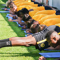28.06.2019; Fuegen; Fussball Super League - Trainingslager BSC Young Boys Bern; Christopher Martins Pereira (YB) Feature (Andy Mueller/freshfocus)