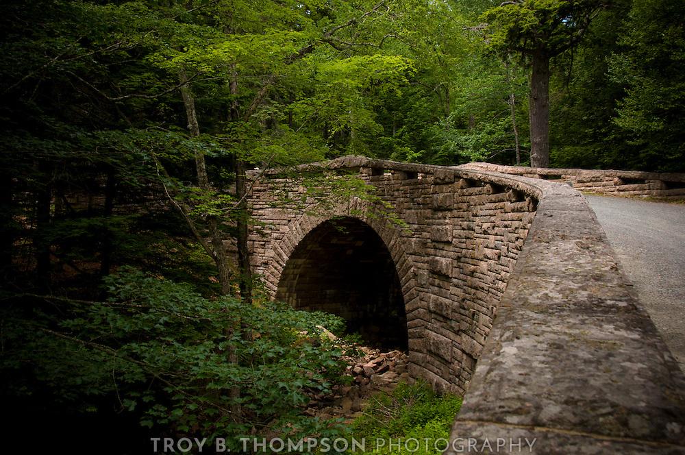Amphitheatre Bridge.Carriage Road 21/20