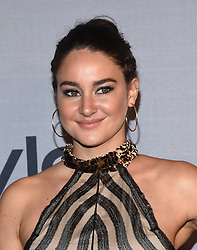 October 24, 2016 - Los Angeles, California, U.S. - Shailene Woodley arrives for the InStyle Awards 2016 at the Getty Center. (Credit Image: © Lisa O'Connor via ZUMA Wire)