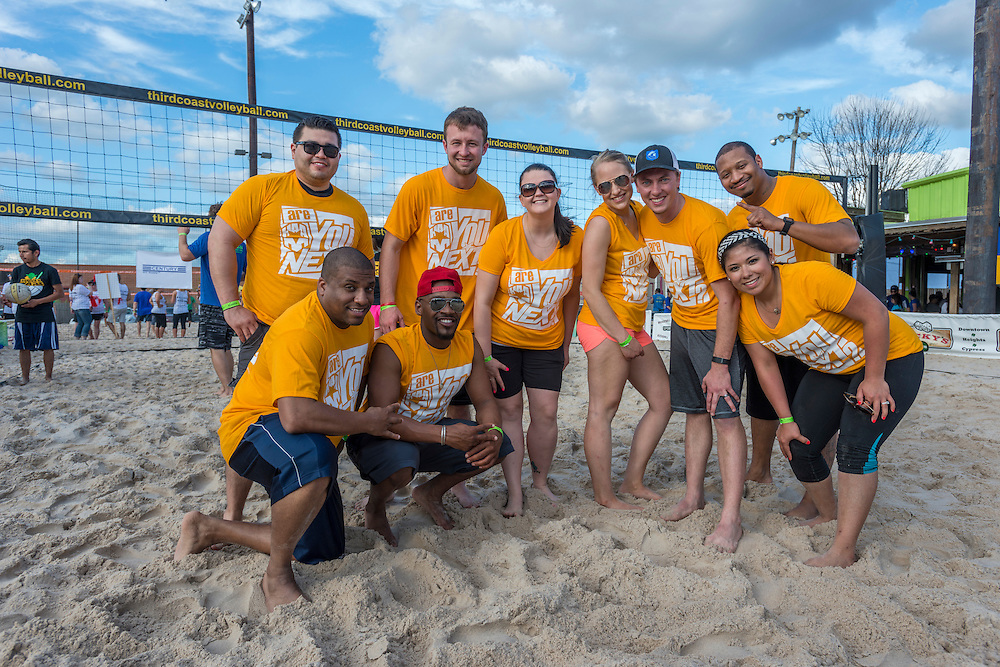HAA Volleyball Tournament held at Third Coast Volleyball on Friday, March 11, 2016.