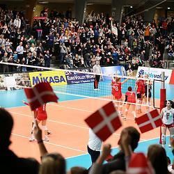 2019-01-09: Denmark - France - Euro 2019 Qualifier (W), Slagelse