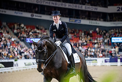 LANGEHANENBERG Helen (GER), Damsey FRH<br /> Göteborg - Gothenburg Horse Show 2019 <br /> FEI Dressage World Cup™ Final II<br /> Grand Prix Freestyle/Kür<br /> Longines FEI Jumping World Cup™ Final and FEI Dressage World Cup™ Final<br /> 06. April 2019<br /> © www.sportfotos-lafrentz.de/Stefan Lafrentz