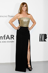 May 23, 2019 - Antibes, Alpes-Maritimes, Frankreich - Carine Reston-Roitfeld attending the 26th amfAR's Cinema Against Aids Gala during the 72nd Cannes Film Festival at Hotel du Cap-Eden-Roc on May 23, 2019 in Antibes (Credit Image: © Future-Image via ZUMA Press)